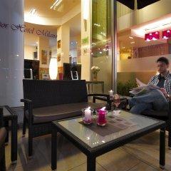 Отель Windsor Hotel Milano Италия, Милан - 9 отзывов об отеле, цены и фото номеров - забронировать отель Windsor Hotel Milano онлайн интерьер отеля фото 3