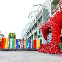Отель Sugar Marina Resort Art Пхукет вид на фасад