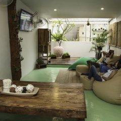 Coop Hostel Бангкок сауна