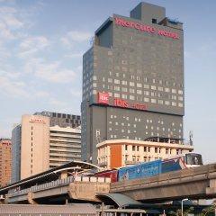Отель Mercure Bangkok Siam городской автобус