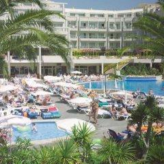 Aqua Hotel Aquamarina & Spa пляж фото 2
