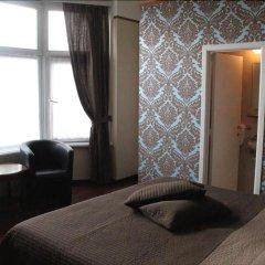 Hotel Antwerp Billard Palace комната для гостей