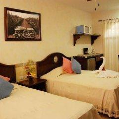 SC Hotel Playa del Carmen комната для гостей фото 5