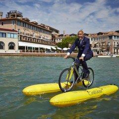 Belmond Hotel Cipriani Венеция спортивное сооружение