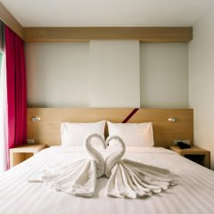 SunSeaSand Hotel 3* Стандартный номер с различными типами кроватей фото 2