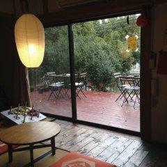Hostel Yume-nomad Кобе балкон