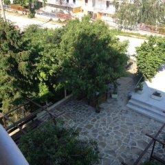 Perla Hostel Генерал-Кантраджиево балкон