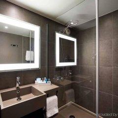 Отель Novotel Gent Centrum Бельгия, Гент - 3 отзыва об отеле, цены и фото номеров - забронировать отель Novotel Gent Centrum онлайн ванная