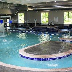 Holiday Inn Express Hotel & Suites Columbus - Polaris Parkway Колумбус бассейн фото 2