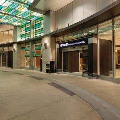 Отель Coast Coal Harbour Hotel Канада, Ванкувер - отзывы, цены и фото номеров - забронировать отель Coast Coal Harbour Hotel онлайн интерьер отеля фото 3