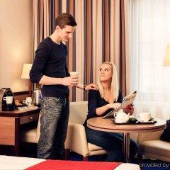 Отель Mercure Budapest City Center в номере фото 2