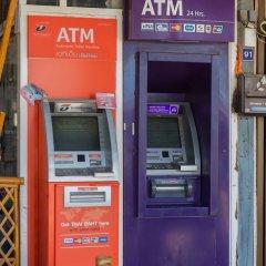 Отель Pinky Bungalow Ланта банкомат