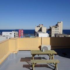 Отель Japanese Condominium UNO Ито балкон