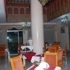 Отель Akabar Марокко, Марракеш - отзывы, цены и фото номеров - забронировать отель Akabar онлайн питание фото 2