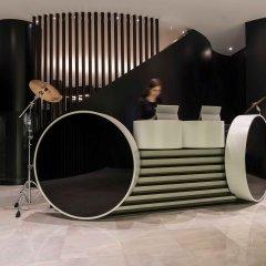 Отель Hf Fenix Music Лиссабон интерьер отеля