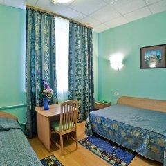 Гостиница Акватика комната для гостей фото 3