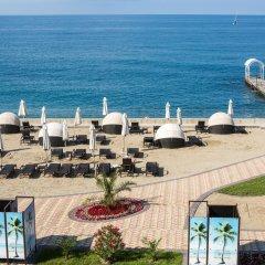 Гостиница Swissôtel Resort Sochi Kamelia пляж