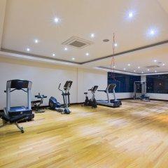 Отель Eagles Lodge Такоради фитнесс-зал фото 2