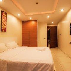 Отель Hyde Park Residence by Pattaya Sunny Rentals Паттайя комната для гостей фото 4
