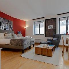 Отель Sweet Inn Apartments Sablons Бельгия, Брюссель - отзывы, цены и фото номеров - забронировать отель Sweet Inn Apartments Sablons онлайн комната для гостей фото 4