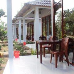 Отель Hoa Nhat Lan Bungalow питание