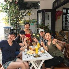 Отель Quynh Chau Homestay Вьетнам, Хойан - отзывы, цены и фото номеров - забронировать отель Quynh Chau Homestay онлайн питание