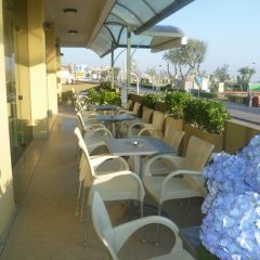 Hotel Colombo Римини бассейн