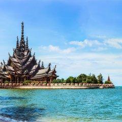 Отель The Peak 1BR-1708 by Pattaya Holiday Паттайя пляж фото 2