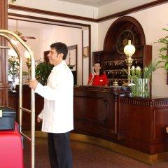 Hotel Milano Helvetia интерьер отеля фото 2