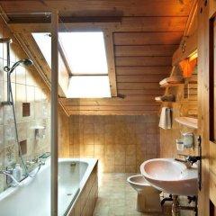 Отель Lasserhof Salzburg Австрия, Зальцбург - 5 отзывов об отеле, цены и фото номеров - забронировать отель Lasserhof Salzburg онлайн ванная фото 2