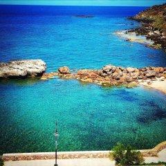 Отель Antica Pensione Pinna Италия, Кастельсардо - отзывы, цены и фото номеров - забронировать отель Antica Pensione Pinna онлайн пляж фото 2