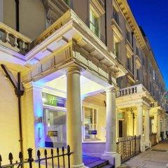 Отель Holiday Inn Express London Victoria вид на фасад фото 2