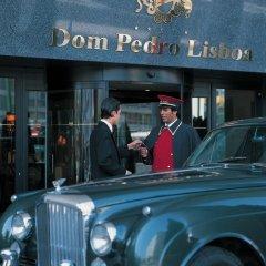 Отель Dom Pedro Lisboa Лиссабон городской автобус