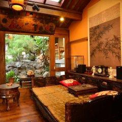 Zen Garden Hotel Lion Hill Yard интерьер отеля