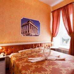 Мини-Отель Антураж 3* Стандартный номер с двуспальной кроватью фото 3