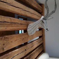 Апартаменты Gstaad Perfect Winter Luxury Apartment сауна