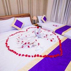 Hoan Hai Hotel комната для гостей фото 4