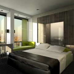 Leonardo Hotel Amsterdam Rembrandtpark 4* Стандартный номер с различными типами кроватей фото 13