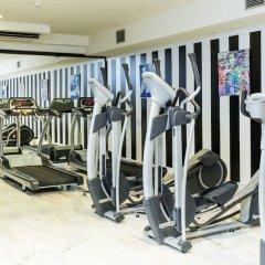 Salles Hotel Marina Portals фитнесс-зал фото 2