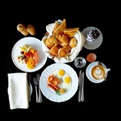 Отель Cafe Aroma Inn питание