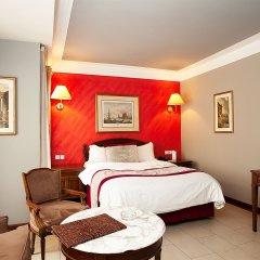 Отель Les Saisons Марокко, Касабланка - отзывы, цены и фото номеров - забронировать отель Les Saisons онлайн комната для гостей фото 5
