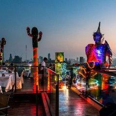 Отель Siam@Siam Design Hotel Bangkok Таиланд, Бангкок - отзывы, цены и фото номеров - забронировать отель Siam@Siam Design Hotel Bangkok онлайн приотельная территория фото 2