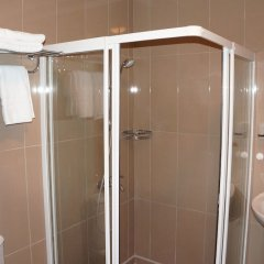 Отель Escale Hotel Бельгия, Брюссель - отзывы, цены и фото номеров - забронировать отель Escale Hotel онлайн ванная фото 2