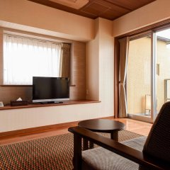 Hotel Bettei Umi To Mori Тёси удобства в номере фото 2