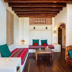 Отель Villas HM Paraíso del Mar Мексика, Остров Ольбокс - отзывы, цены и фото номеров - забронировать отель Villas HM Paraíso del Mar онлайн комната для гостей фото 2