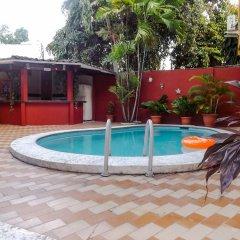 Отель La Posada B&B Гондурас, Сан-Педро-Сула - отзывы, цены и фото номеров - забронировать отель La Posada B&B онлайн бассейн