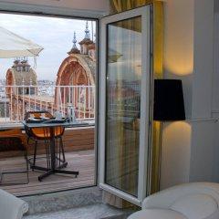 Отель Gran Meliá Colón - The Leading Hotels of the World Испания, Севилья - отзывы, цены и фото номеров - забронировать отель Gran Meliá Colón - The Leading Hotels of the World онлайн балкон