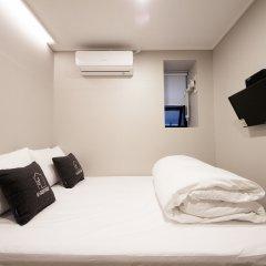 K-grand Hostel Myeongdong Сеул комната для гостей фото 3