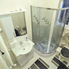 Tyra Apart Hotel Турция, Стамбул - отзывы, цены и фото номеров - забронировать отель Tyra Apart Hotel онлайн ванная