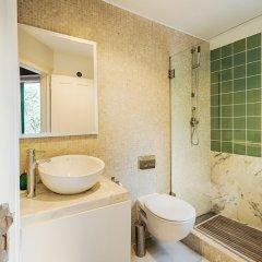 Отель Romantic Gem in Santos ванная